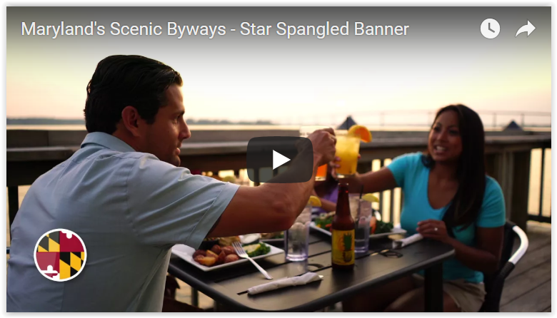 Maryland's Scenic Byways - Star Spangled Banner