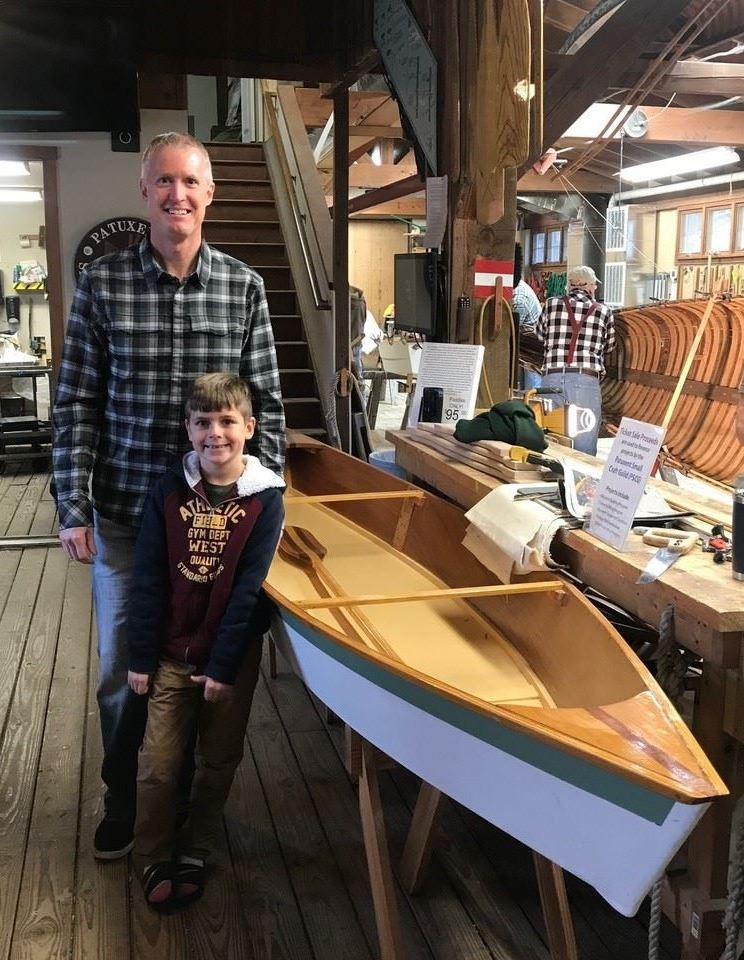 18-50 Canoe Raffle Winner_Photo