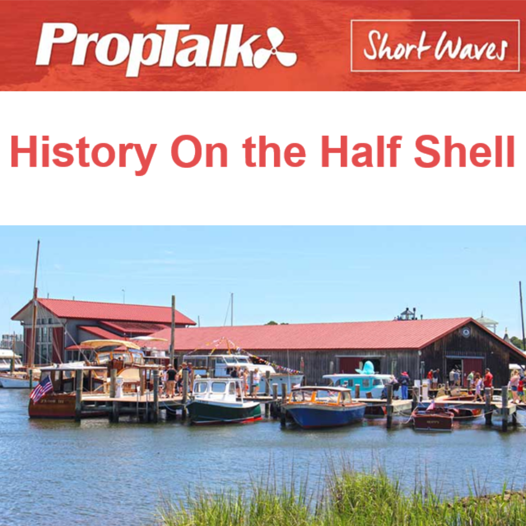 PropTalk Magazine Boats Docked Opens in new window